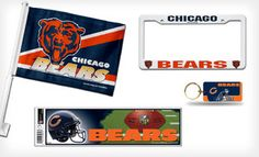 Groupon - $15 for an NFL Car-Tailgate Accessories Kit ($24.99 List Price). 32 Team Logos Available. Free Shipping. in Online Deal. Groupon deal price: $15.00