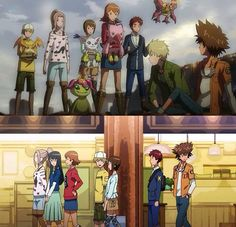 Digimon adventure tri movie 1 @bluecttncandy
