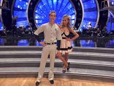 We are ready to go! #DWTS @rikerR5