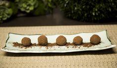 Receta de Trufas Chocolate