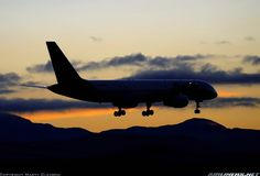 Boeing 757-21B(SF) aircraft picture