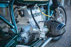 1982 BMW R100T Cafe Racer by Boxer Metal