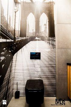 Łazienka styl Nowoczesny - zdjęcie od BlueCat Studio