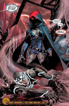 (DC COMICS) GRAIL