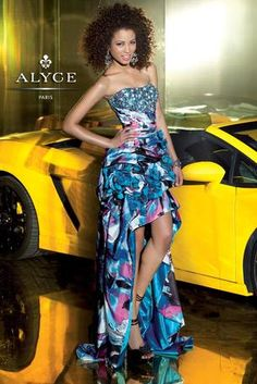 Alyce Prom - 6034