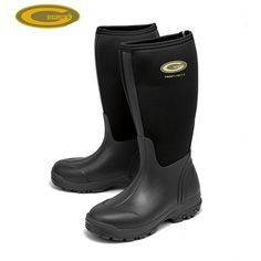 Grubs Black Frostline 5.0 Wellington Boots are the essential winter wear!