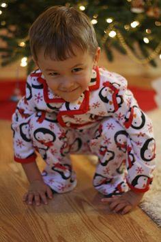 Melly Sews: Christmas Pajamas