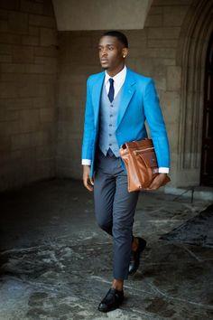 As cores do verão combinam com você | Estilo Black - Moda para Homens Negros