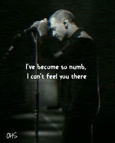 Linkin Park - Numb | Piano Version Numb Song, Numb Lyrics, Cool Music Videos, Music Video Song, Music Lyrics, The End Linkin Park, Linkin Park Chester, Good Vibe Songs, Cute Love Songs