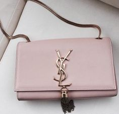 Saint Laurent Monogramme tassel bag