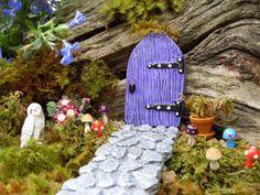 Fairy Garden Kit - Outdoor Fairy Gardens