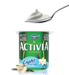 Activia® Light Probiotic Yogurt