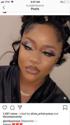Dope Makeup, Sexy Makeup, Flawless Makeup, Glam Makeup, Makeup Inspo, Makeup Inspiration, Makeup Ideas, Beauty Makeup, Hair Makeup