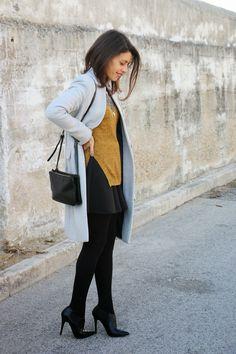I love Fita Métrica: Mustard Knit
