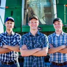 The Peterson Farm Bros are made up of Greg (25), Nathan (22), and Kendal (19) Peterson and we love agriculture! This channel is full of videos about our fami...