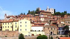 Campiglia Marittima: un angolo di storia a due passi dalla Costa degli Etruschi - #Toscana