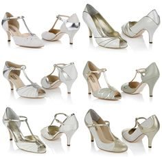 Win A Pair of Rachel Simpson Wedding Shoes Courtesy of Coco & Kate Atelier | Love My Dress® UK Wedding Blog