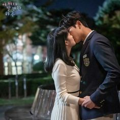 """[Photos] New Stills and Behind the Scenes Images Added for the Korean Drama """"Extraordinary You"""" @ HanCinema :: The Korean Movie and Drama Database Korean Couple, Best Couple, Mbc Drama, W Two Worlds, Weightlifting Fairy Kim Bok Joo, Kim Sang, Scene Image, Kdrama Actors, Kpop"""