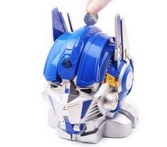 Transformers Of The Moon Optimus Prime Piggy Bank