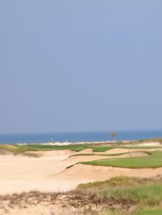 Golf Saadiyat Island Abu Dhabi Hot Summer Fun Holidays