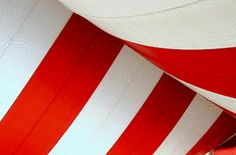 Circus tent effect