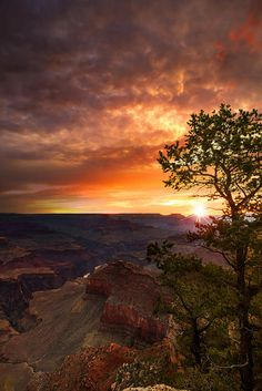 Grand Canyon Sunrise by Michael Lawenko dela Paz on Flickr.
