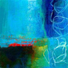 Blue #2 by Jane Davies