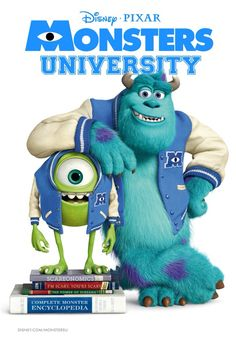 Monsters University (2013) [78/81% RT]