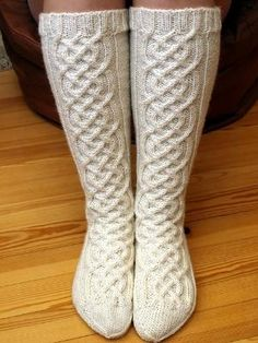 YES! I need these.. I could totally wear them with boots or just around the house. by Helene Bolduc Boucher