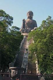 Po Lin Monastery, Lantau Island, HK