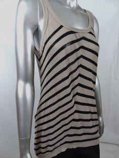 #PINspiration Jean Paul Gaultier striped tank