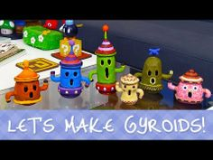 DOIN IT . this weekend xD ▶ Make your own Gyroids from Animal Crossing! - YouTube