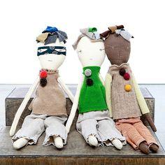 Jess Brown's dolls  www.piccolielfi.it