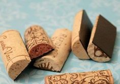 magnets 5 Cool things to do with leftover wine corks