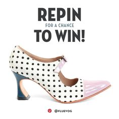 Repin this Malala image for a chance to WIN a pair of Spring/Summer 2017 Malala heels from John Fluevog Shoes! Please visit http://vo.gg/aXUL309uSAR for full contest rules.