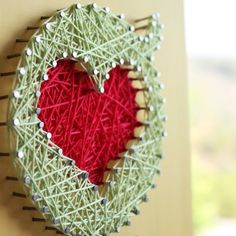 Home String Art by mintiwall