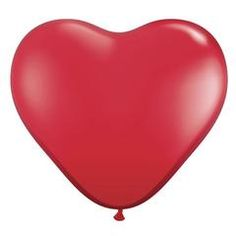 "1ct 22/"" Red Heart Foil Helium Balloons Valentines Day Engagement Decor Supplies"