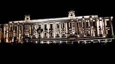 VIDEOMAPPING THE ART MUSEUM OF TIMISOARA / OFFICIAL VIDEO