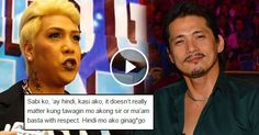 [Todays Viral] Vice Ganda commented about working with Robin Padilla! Unbelievable!
