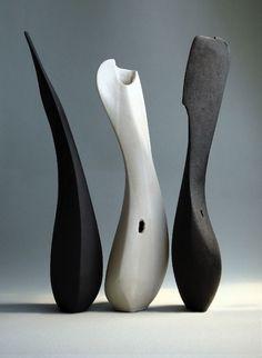 ceramic sculpture by Soforbis , via Behance