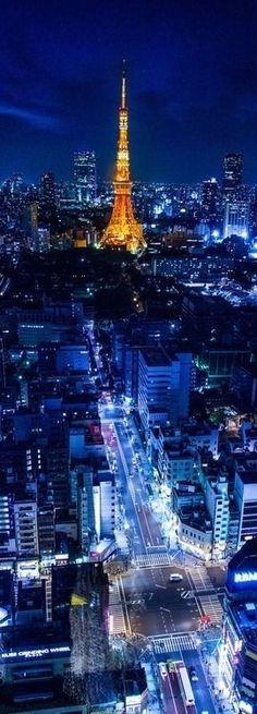 Tokyo Tower (東京タワー)