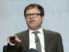 """Rainn Wilson will make you cringe with 'Backstrom'  When TV watchers see Rainn Wilson, they probably conjure up images of him in a yellow short-sleeve collared shirt and a loud tie. But his role in Fox's new series """"Backstrom"""" couldn't be more of a departure from Dwight Schrute, the character he played on """"The Office.""""  Watch on January 22 on FOX 7!"""