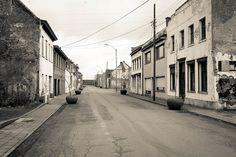 Spookstadje Doel (België) by Linda Rödel, via Flickr