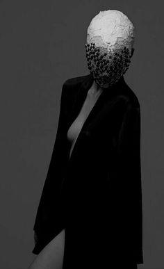 Spring in Bloom - Photographer JMN - Fashion Editor Ting Ting Lin - Hair Katsuya Kamo - Make-up Yooyo Ming - Modern Weekly / China April 2014 Fashion Editor, Editorial Fashion, Surrealism Photography, Margiela, Headgear, Headdress, Fashion Beauty, Fashion Photography, Make Up