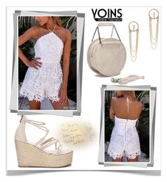 """Yoins"" by munira-salihovic ❤ liked on Polyvore featuring yoins, yoinscollection and loveyoins"
