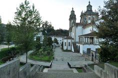 Monastery of Cabeceiras de Basto, Braga