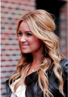 she always has good hairstyles