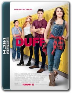 The Duff (2015) - Bianca is a content high school senior whose world is shattered when she learns the student body knows her as 'The DUFF' (Designated Ugly Fat Friend) to her prettier, more popular friends. Now, despite the words of caution from her favorite teacher, she puts aside the potential distraction of her crush, Toby, and enlists Wesley, a slick but charming jock, to help reinvent herself.  To save her senior year from turning into a total disaster, Bianca must find the confidence…