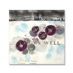 Obraz olejny na płótnie ArteHome Dalia | sklep PrezentBox - akcesoria, zegary ścienne, prezenty