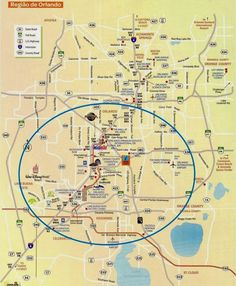 Como dirigir em Orlando ~ Andreza Dica e Indica Disney